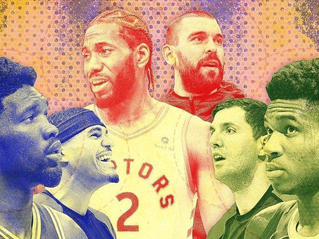 Buckle Up, the Eastern Conference's Upper Echelon Is a War Zone