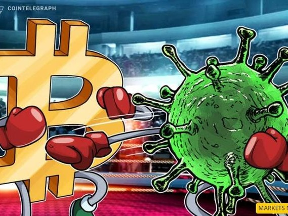 Bitcoin Surges Back Above $9,000; No, Coronavirus Is Not 'Good For Crypto'