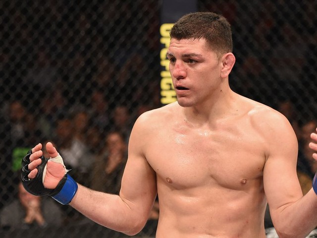 Nick Diaz to Masvidal: Give fans that real s—t they want to see