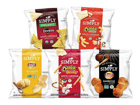 Simply Brand Organic Chips (36 count) only $8.89 shipped!
