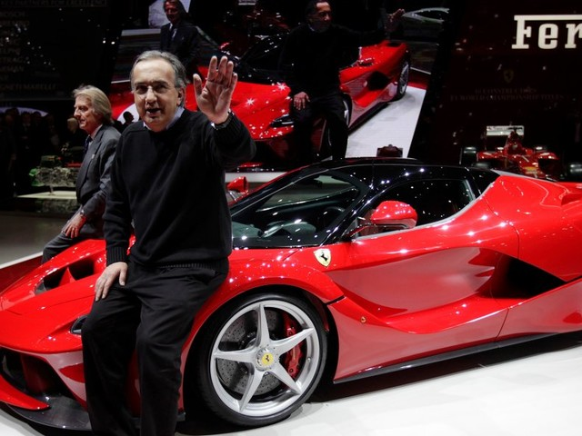 Ferrari's CEO had a hilarious exchange with a Wall Street analyst about SUV rumors (RACE)