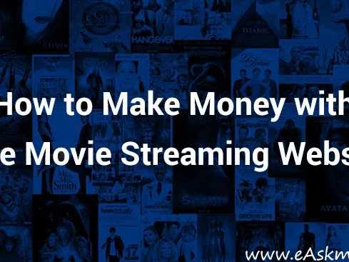 How to Make Money with Free Movie Streaming Website