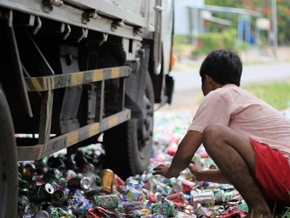 Malaysia is floundering in a sea of American plastic