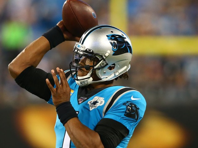 Cam Newton's Play Should Put the Panthers in Panic Mode