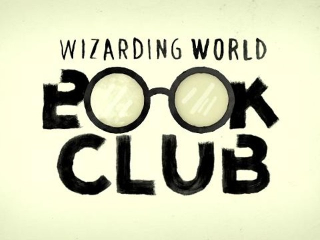 Harry Potter gets a book club