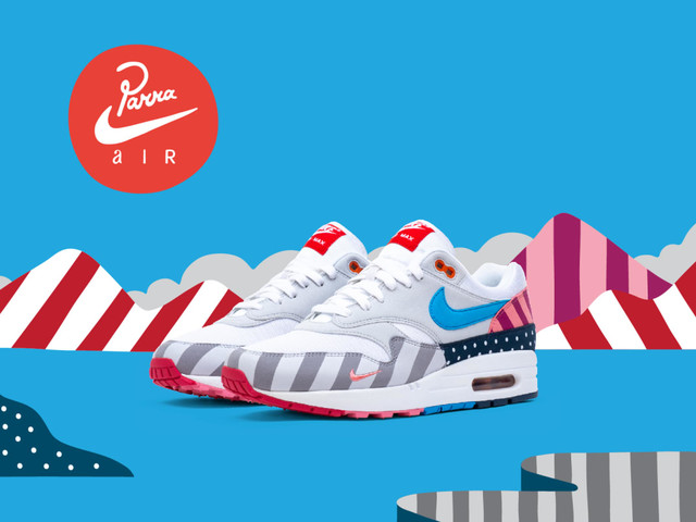 Parra Discusses His Upcoming Nike Collaboration