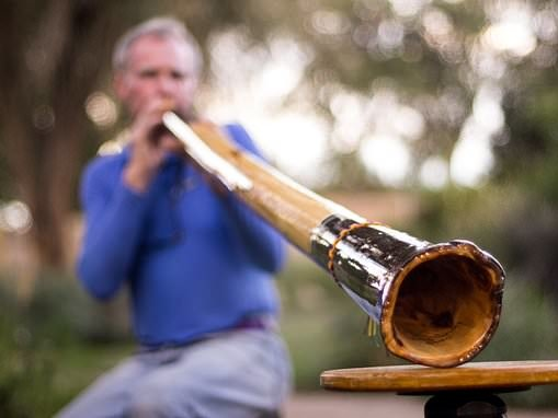 World Health Organization praises didgeridoo, choir singing calligraphy and waltzing for health