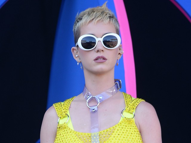Katy Perry Announces New Album & U.S. Tour