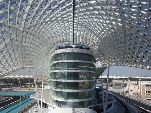 Rev Up! W Hotels Arrives In The UAE Capital With W Abu Dhabi – Yas Island