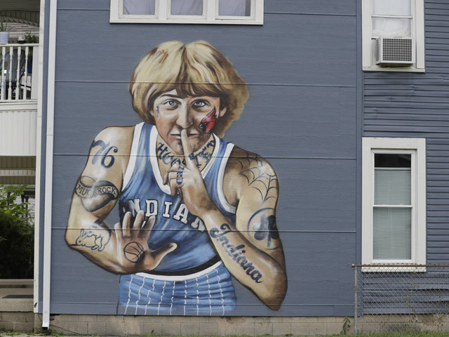 No link to ink: Larry Bird mural will be changed