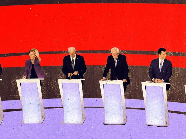 Finally, the Democratic Presidential Candidates Prioritize Foreign Policy
