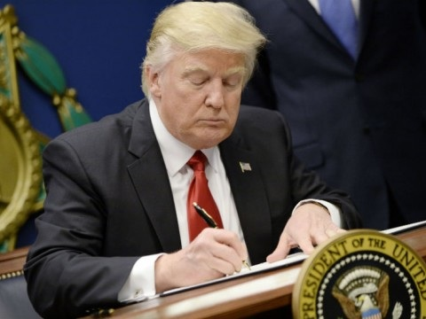 Trump Signs Executive Order Rolling Back Obama's Climate Policies: Who Benefits The Most?