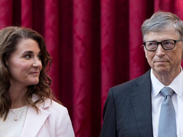 Bill Gates and Melinda French Gates are officially divorced, according to just-released court documents