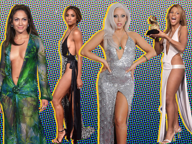 The 15 sexiest Grammy dresses to ever hit the red carpet