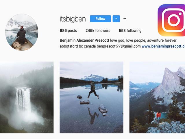 Instagram Stars Dish On The Platform   @itsbigben, @bensasso, @benjhaisch, @katchsilva & @jeremycowart