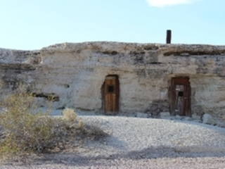 Get a taste for desert dwelling in tiny Shoshone
