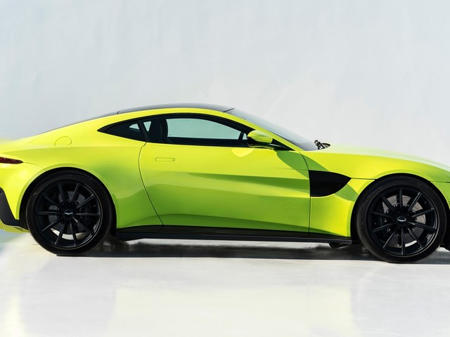 Aston Martin Unveils Its New, $150,000 Vantage Sports Car