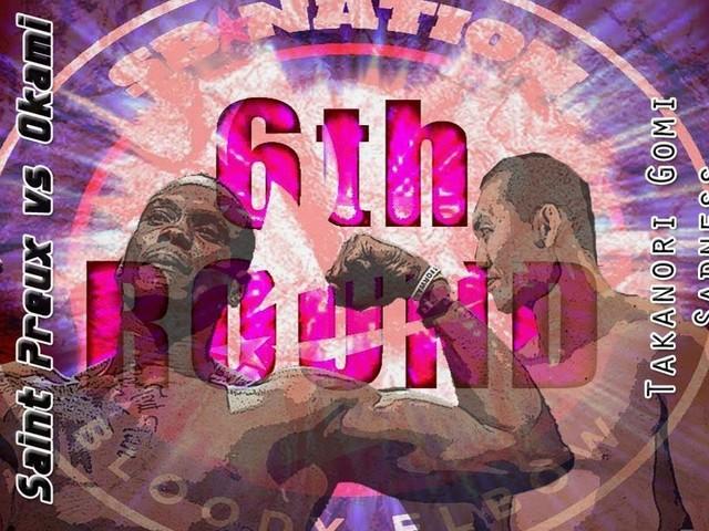 UFC Japan: Saint Preux vs. Okami 6th Round post-fight show