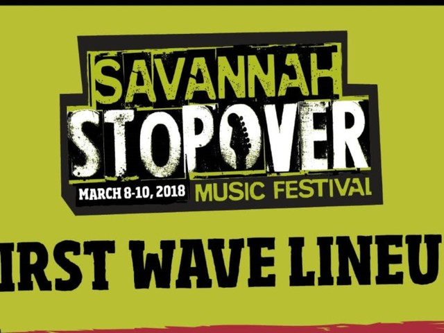 Savannah Stopover Music Festival Announces First Wave Of 2018 Lineup