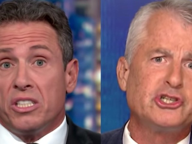 VIDEO: CNN's Chris Cuomo is stunned by Phil Mudd's reaction to 'bombshell' anti-Trump story
