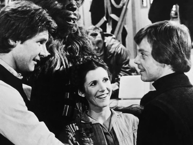What the Force?! Mark Hamill's Star Wars Screen Test With Harrison Ford Is Actually Amazing