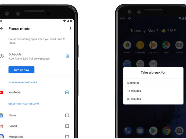 Google's Focus Mode Is Finally Out Of Beta For Android Phones