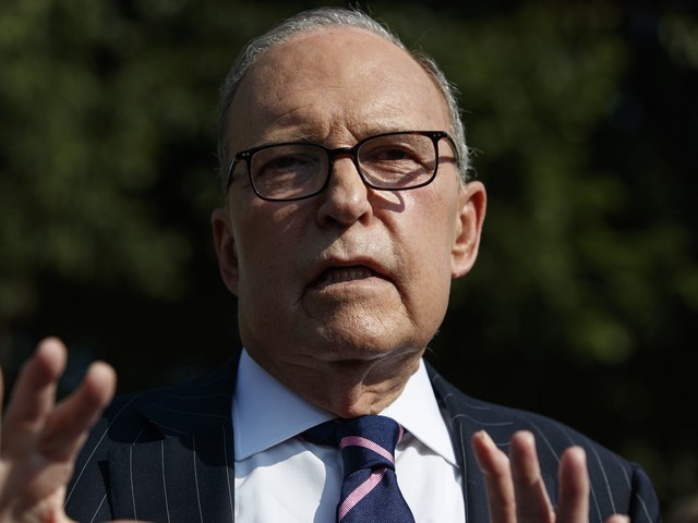 Larry Kudlow rejects recession fears