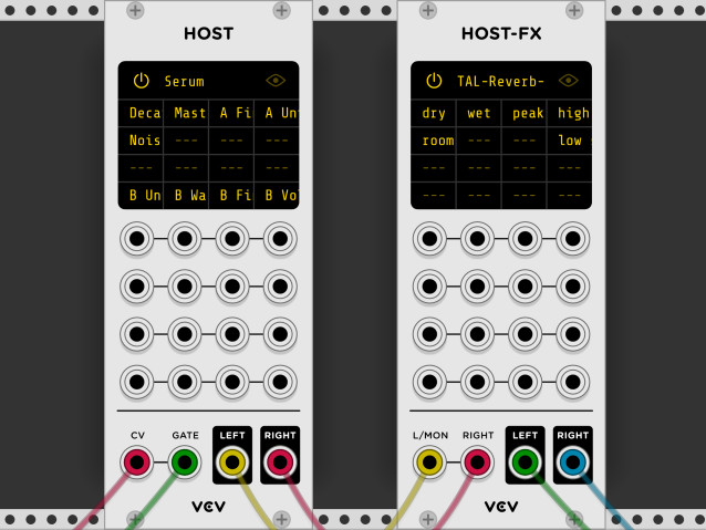 You can now add VST support to VCV Rack, the virtual modular