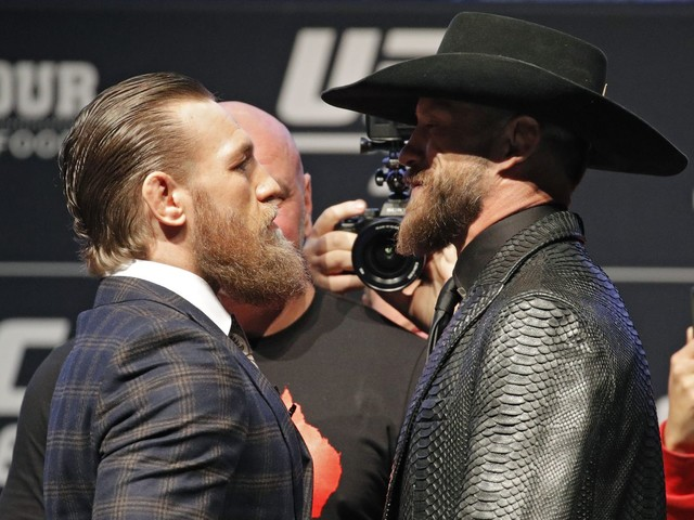 Conor McGregor vs. 'Cowboy' Cerrone: What to know about UFC 246 main event