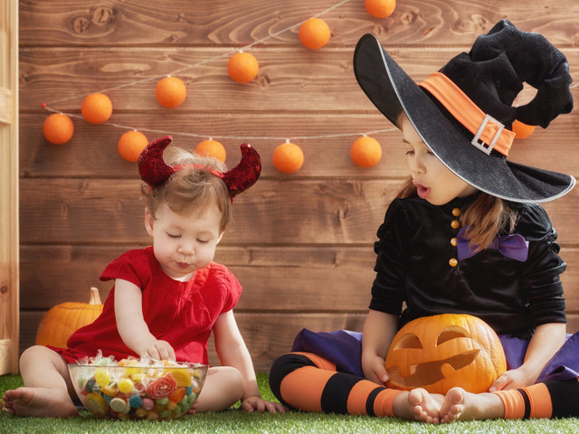 Toddler Halloween Costumes That Are Pure Genius