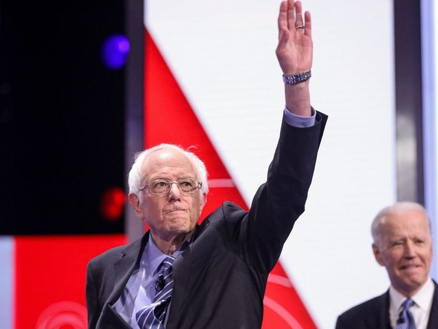 Communist-friendly Bernie Sanders' surge is the fulfillment of the left's longtime hatred for what America has always stood for