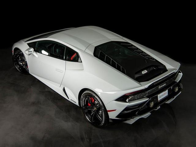 2021 Lamborghini Huracan--Evo