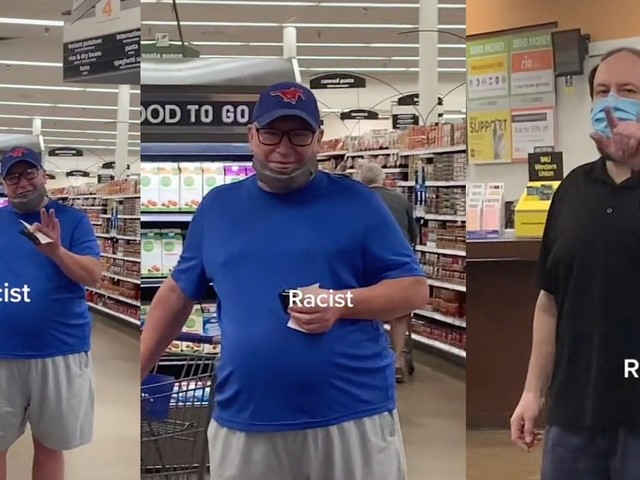 'This racist sh*t is getting out of hand': Black Instacart worker allegedly harassed by white men at Kroger