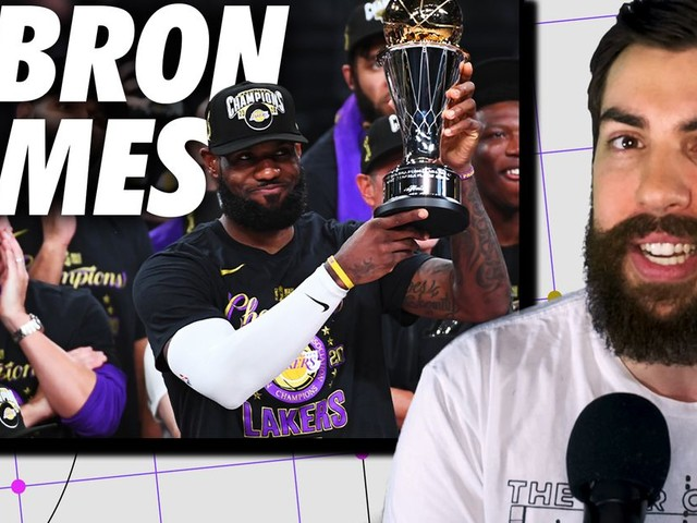 'The Restart': LeBron James and Anthony Davis Have Begun Their Lakers Dynasty