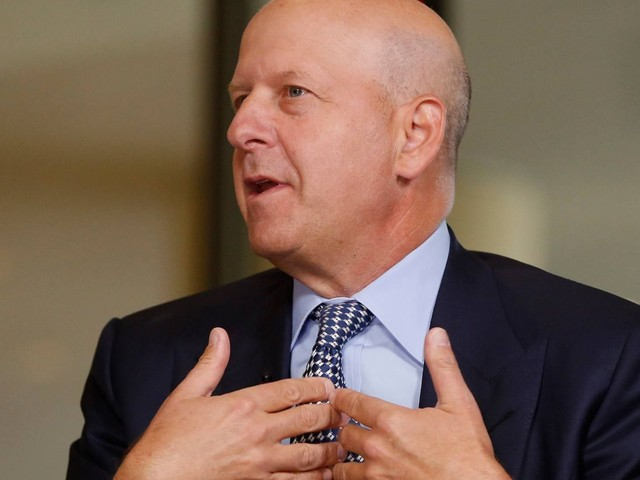 Goldman Sachs is considering a shakeup of it's alternatives businesses as part of a plan to simplify the bank's strategy