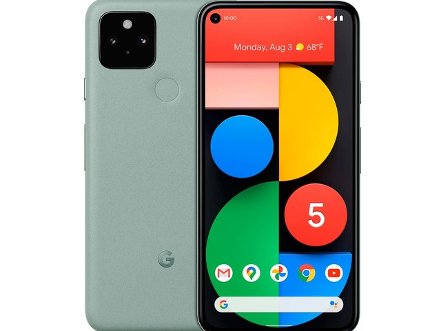 Google unveils the Pixel 5 with a 6-inch display, Qualcomm Snapdragon 765G, and more