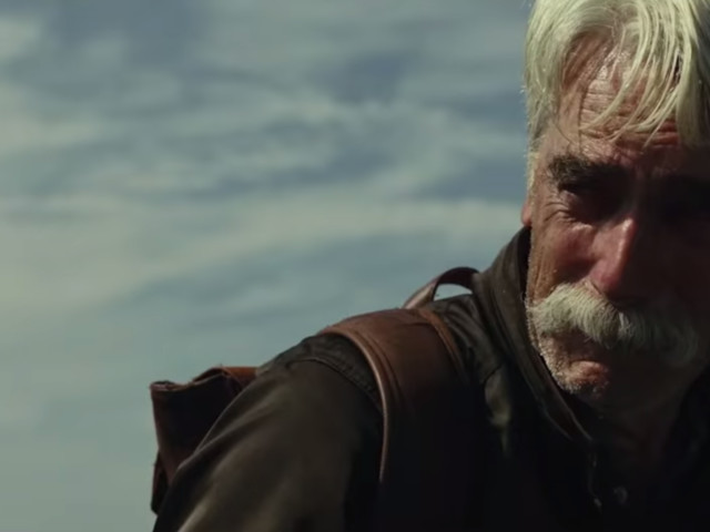 Sam Elliott is The Man Who Killed Hitler And Then The Bigfoot in this surprisingly heavy trailer
