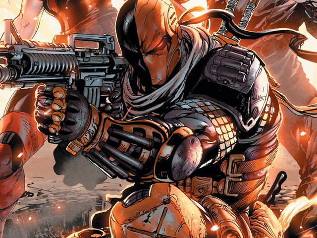 DC's 'Deathstroke' Movie Reportedly In The Works With New Director