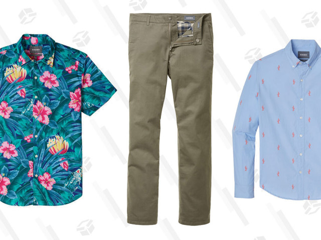 Say Yes to Bonobos With an Extra 50% Off Sale Items