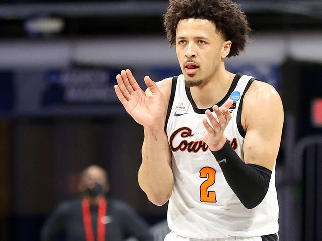 NBA mock draft 2021: Pre-lottery projection for the first round