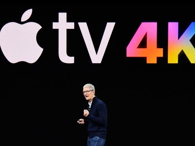 Apple picks up space drama from Star Trek veteran in latest TV effort