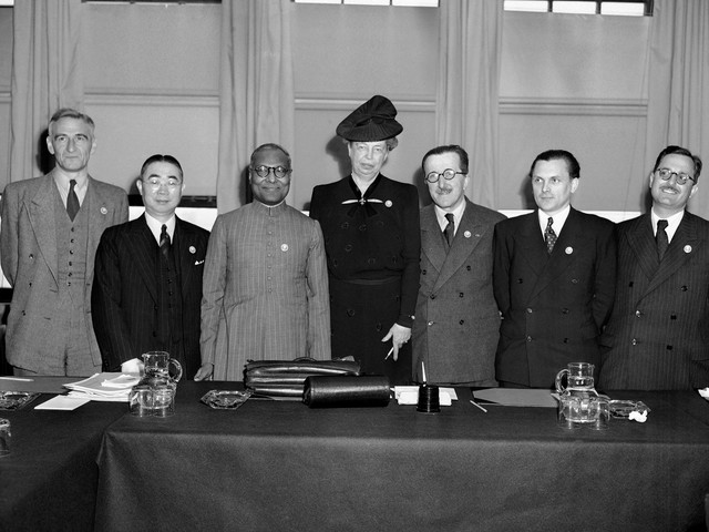 Andy in the Archives: 71st Anniversary of The Universal Declaration of Human Rights