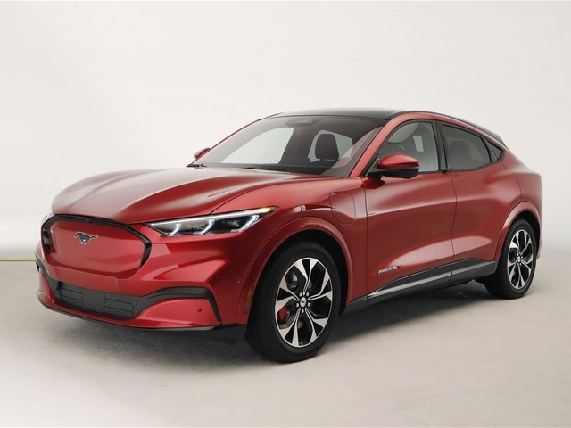 Ford Unveils Electric Mustang Mach E Suv
