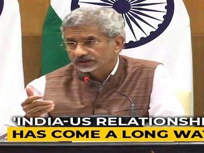 """India-US Relationship In """"Very Good Health"""", Says Foreign Minister"""