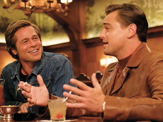Film News Roundup: 'Once Upon a Time in Hollywood' Wins Capri Festival Award