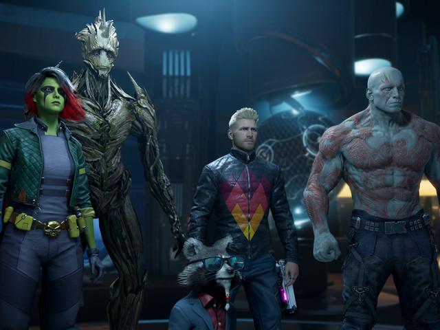 The Guardians Of The Galaxy game is messy and miraculous—just like its heroes