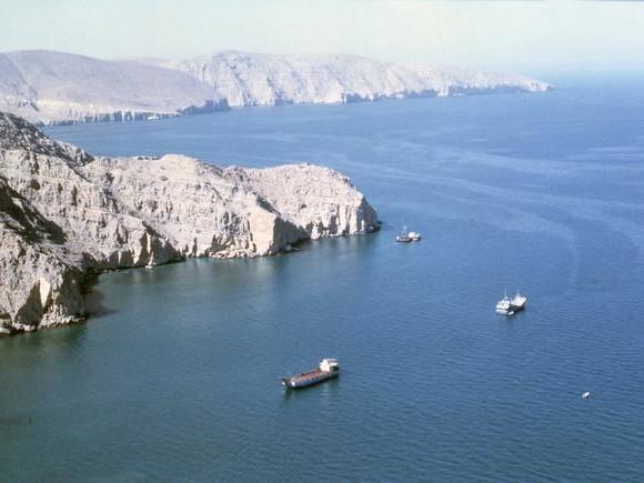 Strait Outta Hormuz