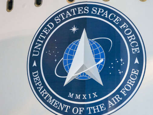 For the first time, the US Space Force will actually go to space today