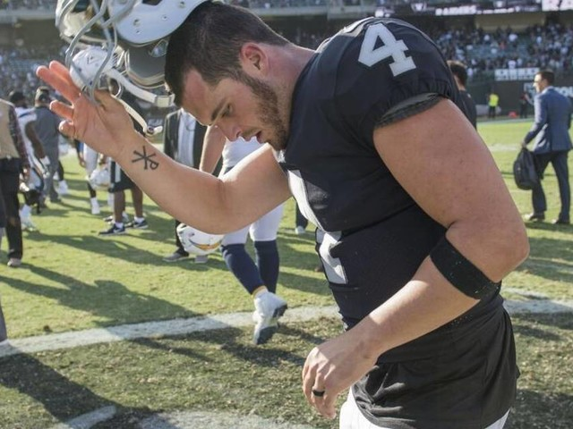 'We're going to figure it out': Carr, Raiders left frustrated after another loss