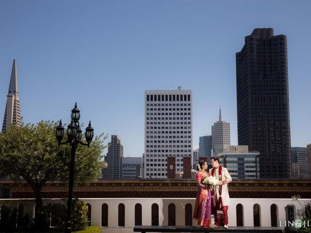 Fairmont San Francisco Weddings